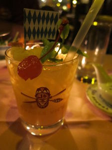 Munich Sour at Trader Vic's in M�nchen