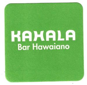 Coaster  from Kahala in Barcelona