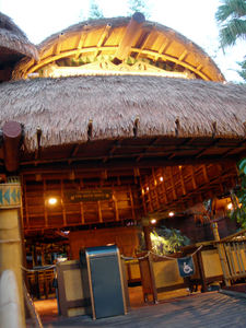 Exterior of The Enchanted Tiki Room in Orlando