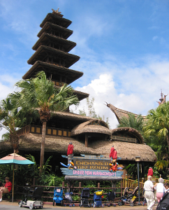 The Enchanted Tiki Room at Walt Disney World in Orlando