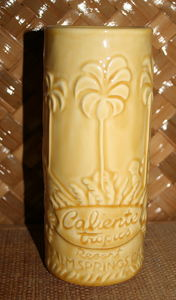 Mug from Caliente Tropics Resort in Palm Springs
