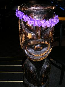 Tiki at The Alibi in Portland