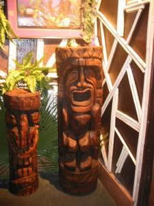 Tikis at Bahooka