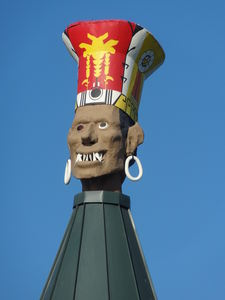 The Goof atop Bali Hai Restaurant in San Diego