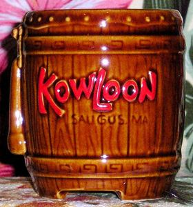 Drum mug from Kowloon in Saugus