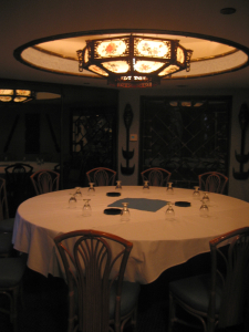 The Dragon Room at the Islands Restaurant in San Diego