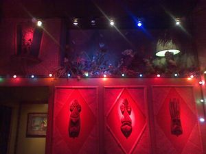 Hula's Island Grill & Tiki Room in Monterey