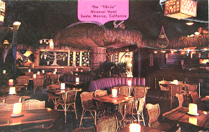 Postcard from the Tiki-Jo