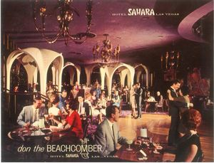 Postcard from Don the Beachcomber in Las Vegas