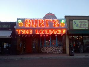 Burt's Tiki Lounge in Albuquerque