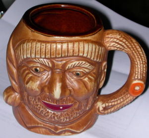 Sailor or pirate mug from Kona Kai in Kansas City