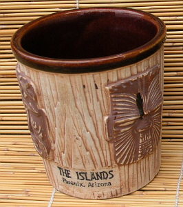 3-face bucket mug from the Islands in Phoenix