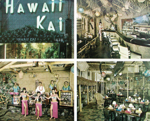 Postcard from Hawaii Kai in New York