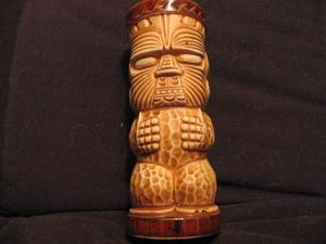 Tiki mug from Hawaii Kai in New York