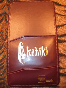 Check holder from Kahiki Supper Club in Columbus