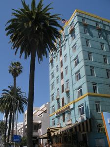 Georgian Hotel, formerly the home of Bamboo Room in Santa Monica