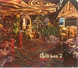 Postcard showing the psychedelic side of Bob Lee's Islander in Boston