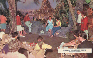 Postcard from Butlin's Beachcomber Bar in Bognor