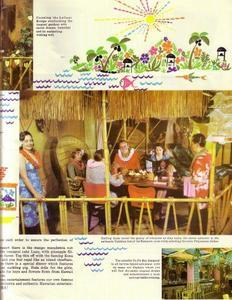 Brochure from Luau 400