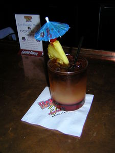 Mai Tai at Haleiwa Joe's Seafood Grill in Rancho Mirage