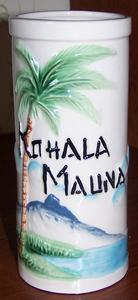 Otagiri mug from Kohala Mauna in South Burlington