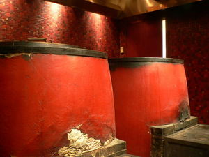 Chinese wood-fired ovens at Trader Vic's in Dallas