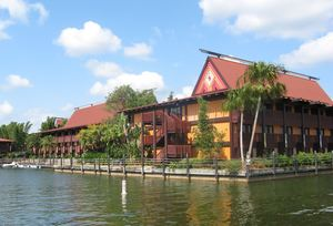 Disney's Polynesian Resort in Orlando