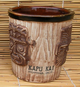 3-face bucket mug from Kapu-Kai in Rancho Cucamonga