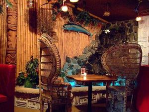 Interior at H�tel-Motel Coconut in Trois-Rivi�res