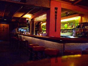 Bar at H�tel-Motel Coconut in Trois-Rivi�res