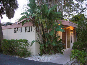 Bahi Hut Lounge in Sarasota