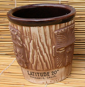 3-face bucket mug from Latitude 20�