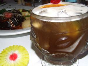 Mai tai at Pacific Restaurant in Sterling