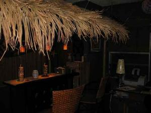 Bar area at Hapa Haole Hideaway in Knoxville