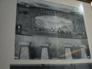 "Photo of Trader Vic's ""Phillipine Branch"" at Trader Vic's in Emeryville"