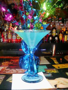 Sub Zero Martini at The Rendez'vous in Kenosha