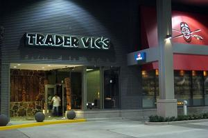 Entrance to Trader Vic's in Bellevue