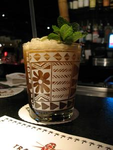 Mai Tai at Trader Vic's in Scottsdale