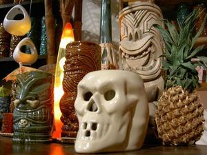 Tiki treasures galore at Funhauser Decor in Vancouver