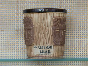 Bucket mug from The Leilani in Fresno
