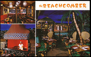 Postcard from The Beachcomber in Winnipeg