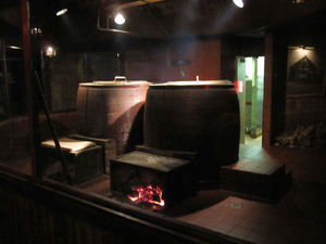 Chinese ovens at Trader Vic's in Atlanta