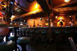 Molokai Bar at Mai-Kai in Fort Lauderdale