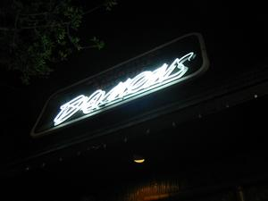 Sign for Damon's in Glendale