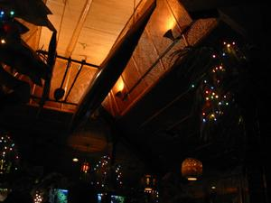 Interior at Damon's in Glendale