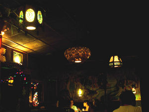 Main dining room at Damon's in Glendale