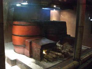 Chinese ovens at El Polinesio in Havana