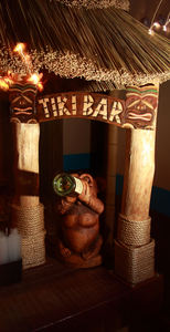 Bar monkey at Keko Moku in Manchester