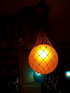 Float lights at Mai Kai Lounge in Tecumseh