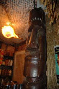 Moai at Tiki Brett in Berlin